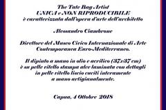 IT Certificato KILESA MIACE